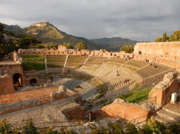 Amphitheatre in Taormina