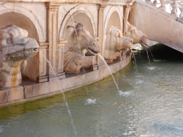 Fountain in Palermo